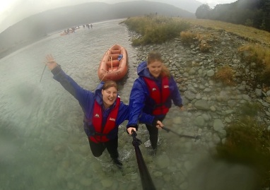 on dart river