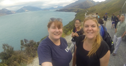 a stop on the way to dart river