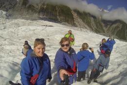 franz joseph glaciers